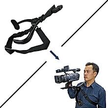 support epaulière pour caméra