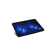refroidisseur ventilateur hv-f2030 pour ordinateur portable - 5 v - noir